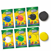 Crayola Model Magic 4 oz Pack (113g) - 6 colours modelling clay dough or Slime!