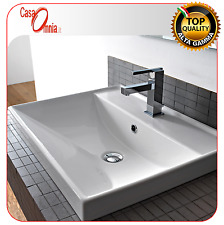 """BUILT-IN OR WALL MOUNTED WASHBASIN - SCARABEO """"ML"""""""