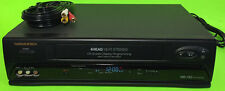 Memorex Mvr4040 Stereo Vhs Vcr Video Cassette Player Free shipping