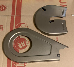 Schwinn Airdyne Cover AD3 AD4 Silver Chain Guard parts Air Dyne