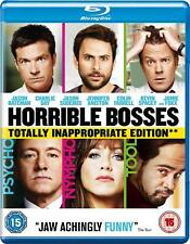 Horrible Bosses Totally Inappropriate Edition Blu-ray