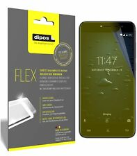 3x Cubot Note Plus Screen Protector Protective Film covers 100% dipos Flex