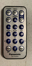 Panasonic Car Audio Remote Control Model Pt# YEFX9992663 - Pre owned