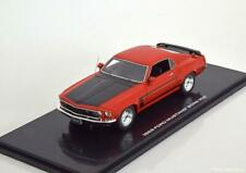 1:43 Highway 61 Ford Mustang Boss 302 1969 red/black