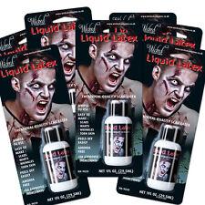 Latex Liquido Zombie Pelle Halloween Make Up Accessorio Vestito