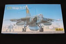 ZB030 HELLER 1/72 maquette avion france MIRAGE F1-CT chasse
