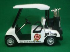 Jim Beam 19th Hole Golf Cart Bag Clubs Barware Putter Iron Wedge Driver Ball