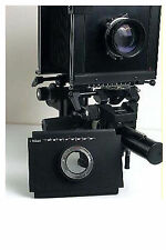 Moveable Camera Adapter For Nikon To Linhof Sinar 4x5