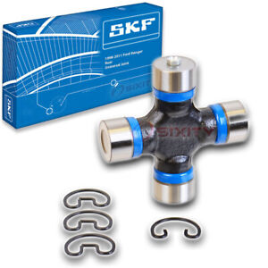 SKF Rear Universal Joint for 1998-2011 Ford Ranger Driveline Axles Drive au