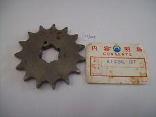 KAWASAKI.VINTAGE ENGINE FRONT 15T SPROCKET A7,A7SS AVENGER,A1 SAMURI 1966- 1969