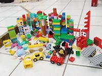 HUGE LOT 302 PCS Lego DUPLO  Figures ANIMALS Disney Marvel ect