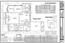 Building Plans & Blueprints