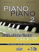 Piano Piano 2 - leicht arrangiert mit 2 CDs von Stefan Thurner und Gerhard Kölbl (2008, Blätter)