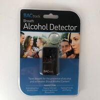 BACTRACK Breath Alcohol Detector Breathalyzer Keychain Black NEW