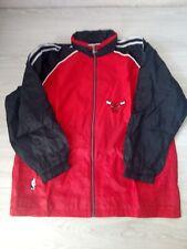 Chicago Bulls Vintage Starter NBA Windbreaker Jacket Size M