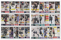 2002-03 Topps Total Rookie RC Lot 32 Different Cards See Scans NHL Hockey