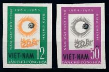 [65069] Vietnam 1964 Space Travel Weltraum Imperf. NG as Issued MNH