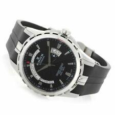 Edox 83006 3ca Nin Automatic Men's Watch - Black
