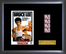 Bruce Lee memorabilia : Way of the Dragon Film Cell - Numbered Limited Edition