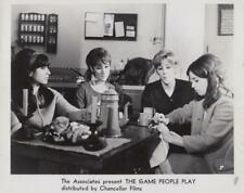"""Scene from """"The Game People Play"""" Vintage Movie Still"""
