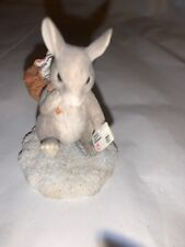 Mailman Mouse Charming Tails Silvestri Figurine Mailman