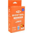 BioSteel SPORTS HYDRATION MIX Electrolytes, Amino Acids 7 Servings PEACH MANGO