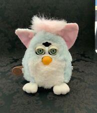 Furby blanc et bleu année 2000