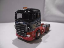 Oxford NEW Scania Tractor unit Ian Craig  Ideal 1:76 Code 3 NEW