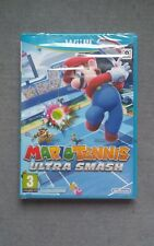MARIO TENNIS ULTRA SMASH NINTENDO WII U PRECINTADO SEALED
