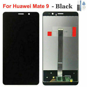 Digitizer Touch Screen Glass Assembly Replacement For Huawei Mate 9 LCD Display