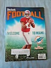 Tua Tagovailoa Beckett Sports Card Price Guide July 2020 Miami Dolphins