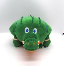 UF Florida GATORS Football shaped Plush Orbiez Stuffed Animal 9x9 Toy