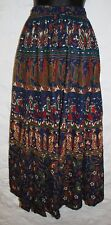 New Cotton Skirt 12 14 16 Hippy Ethnic Mandala Hippie Hippy Fair Trade