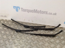 2002 Audi TT 1.8T Pair Of Front Wipers And Arms