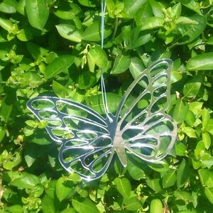 Mirror Butterfly Suncatcher (Several Sizes Available)