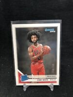 COBY WHITE 2019-20 DONRUSS PRESS PROOF RATED ROOKIE Silver CARD #206 /349 D76