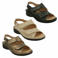 Buckle Wedge Sports Sandals for Women