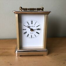 Timemaster Carriage Clock Vintage West Germany