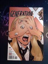 Generation X #5 Marvel Comics 1St Print 2017 Vf/Nm (Cbw127)
