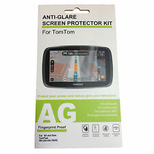 ANTI-GLARE SCREEN PROTECTOR KIT FOR TOMTOM PRO 5250 7250 TRUCK