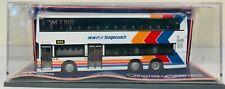 CORGI OOC 1/76 OO SCALE OLYMPIAN STAGECOACH HONG KONG COACH BUS MODEL 43217