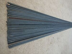 "30 Rod Building Wrapping uncut blanks 67-80"" long Graphite fiberglass"