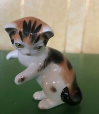 ROYAL DOULTON CAT CHARACTER KITTEN ON HIND LEGS MODEL No. HN 2582  PERFECT (a)
