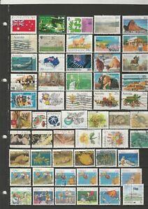 Briefmarkenlot  Australien  O  siehe Scan  / Lot  6707