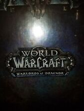 WoW: Warlords of Draenor (Windows/Mac, 2014) Collector's Edition Brand New