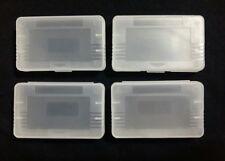 Lote 4 Cajas de Cartuchos Nintendo Game Boy Advance