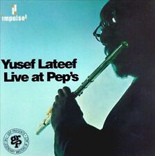 Live at Pep's by Yusef Lateef (CD, Oct-1999, Impulse!)