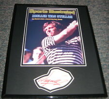 Fuzzy Zoeller Signed Framed 11x14 Photo Display 1979 Masters D