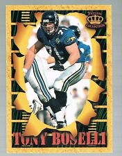 1996 Pacific collection Smash Mouth tony boselli #SM76 Jaguars / usc