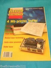 ELEKTOR - MEDICAL LASER TECHNOLOGY - JUNE 1992 # 201